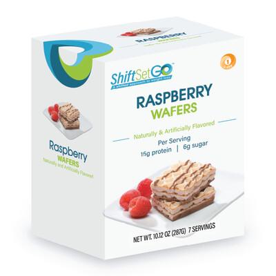 Raspberry Wafers