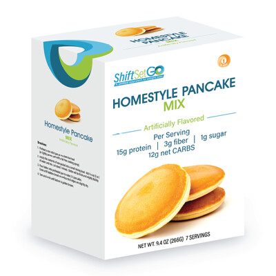 Homestyle Pancakes