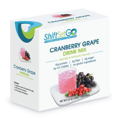 Cranberry Grape Drink Mix