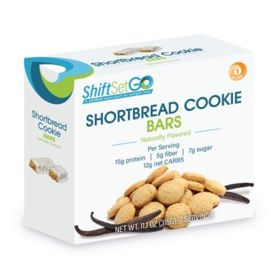 Shortbread Cookie Bar