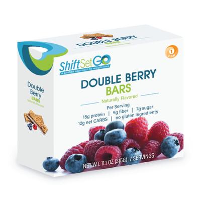 Double Berry Bars