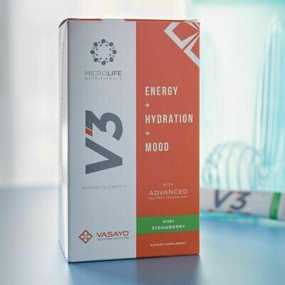 V-3 Energy Drink