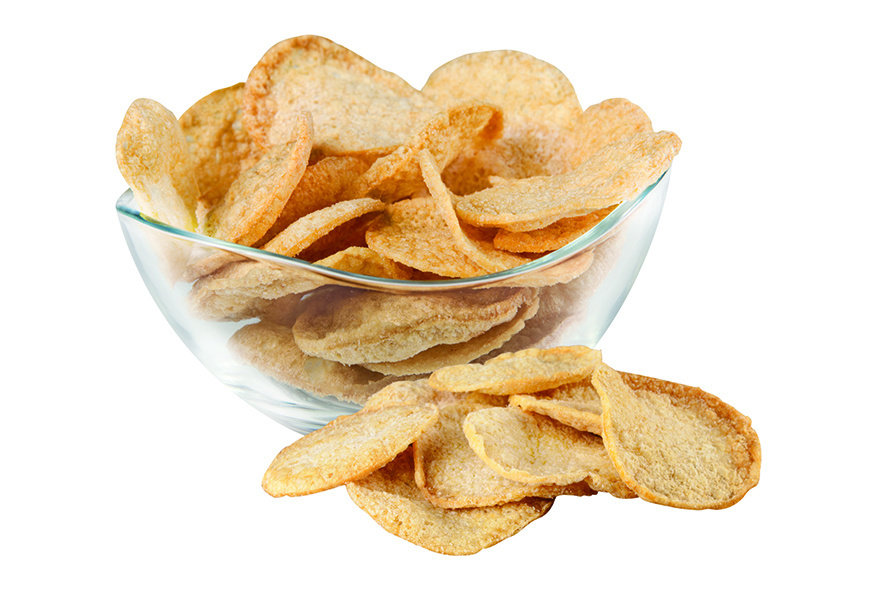 Sea Salt & Vinegar Crisps