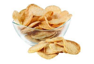 Sea Salt & Vinegar Crisps