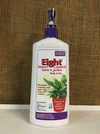 Bonide Eight Houseplant Insect Spray 12oz