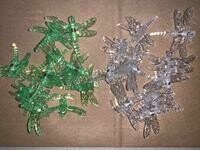 dragonfly Clips (10 count)