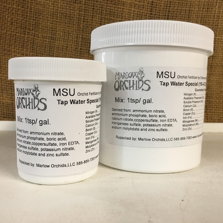 MSU-Tap Water Special (19-4-23) Orchid Fertilizer