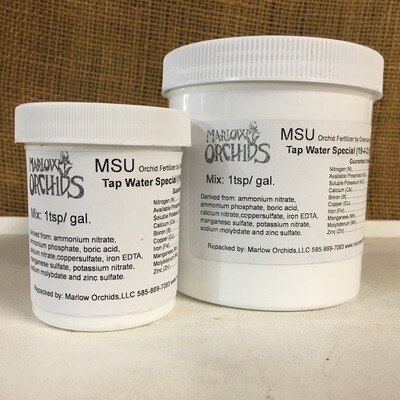 MSU-Tap Water Special (19-4-23) Orchid Fertilizer