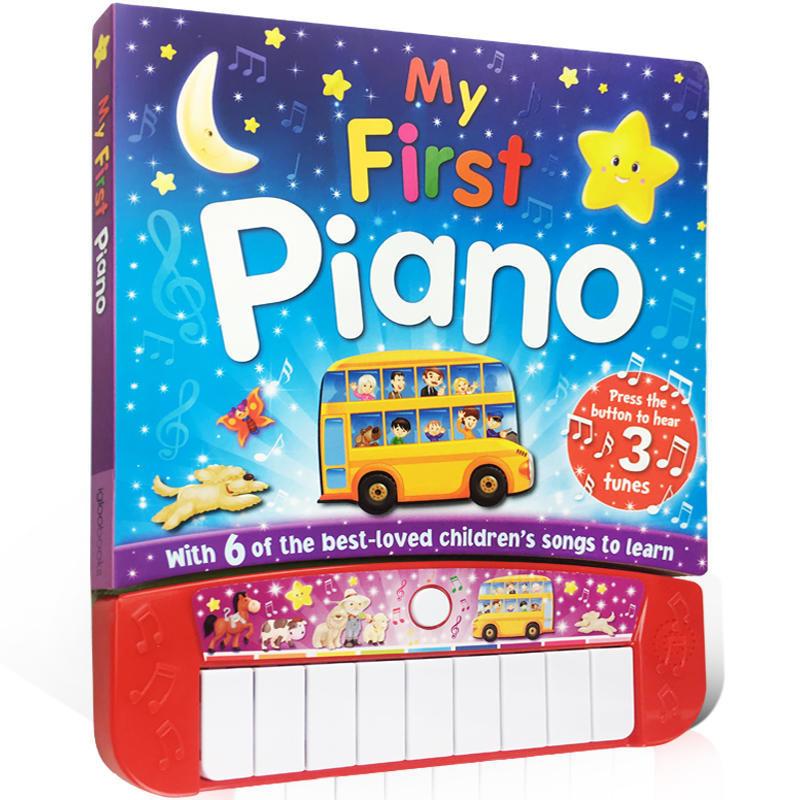 英文原版 My First Piano(接受預訂)