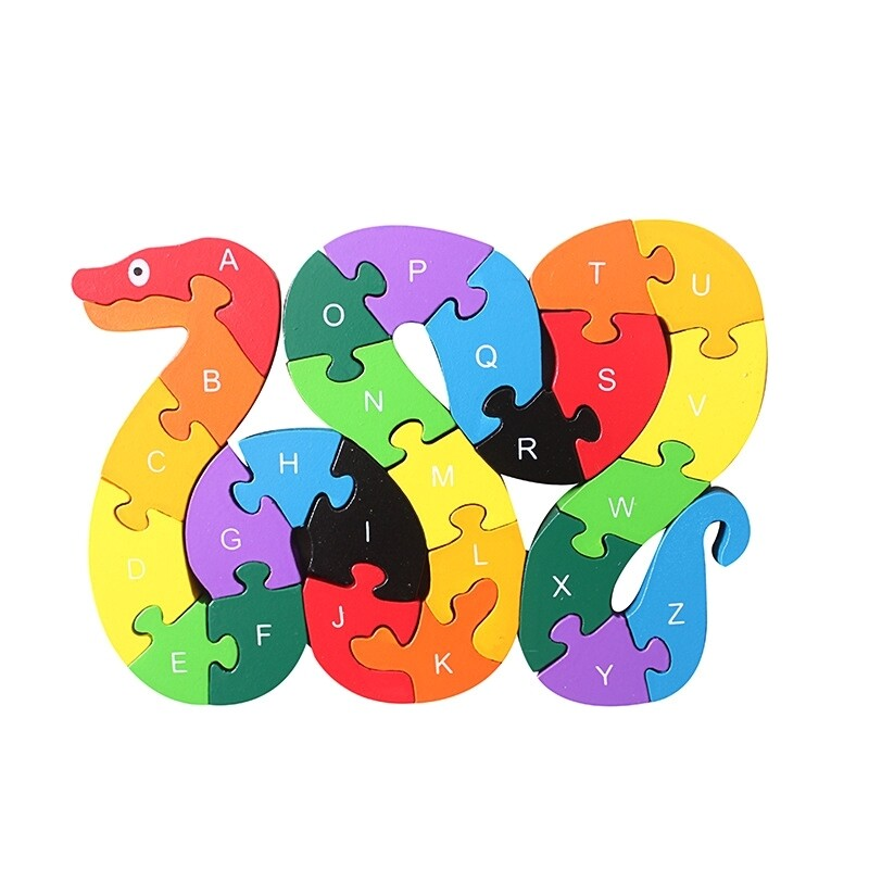 數字及英文字母(兩面)3D益智積木(有現貨)