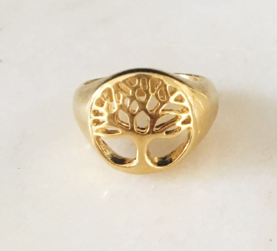 TREE OF LOVE RING