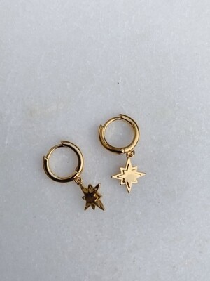 CLASSIC COLLECTION - FALLING STAR EARRINGS
