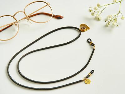 Bibi Glasses Strap Sunglasses Chain - Gold and Silver ★ Sunny Cords