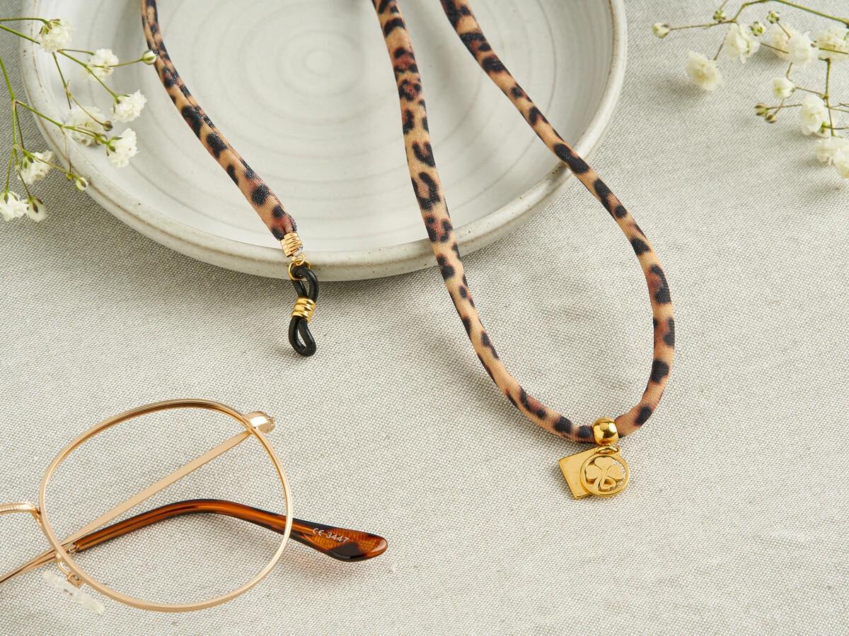 Lucky Tiger Sunglasses Strap ★ Sunny Cords
