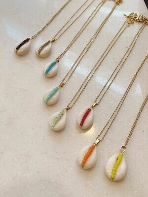 SHELL NECKLACE - 8 Colours