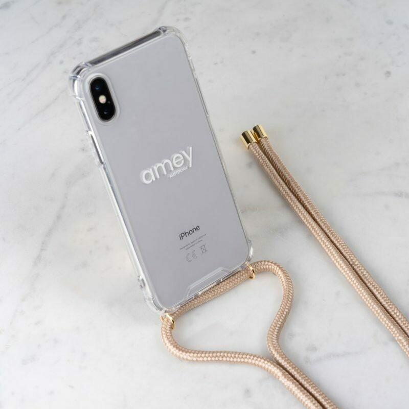 Phone Case Necklace - Sand