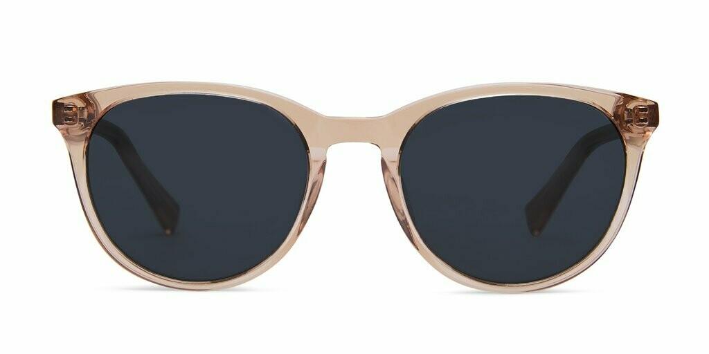 Lola Sunglasses Unisex- Champagne - Baxter Blue
