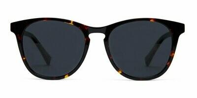 Nat Sunglasses Unisex- Maple Tortoise - Baxter Blue