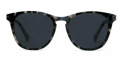 Nat Sunglasses Unisex- Quartz Tortoise - Baxter Blue