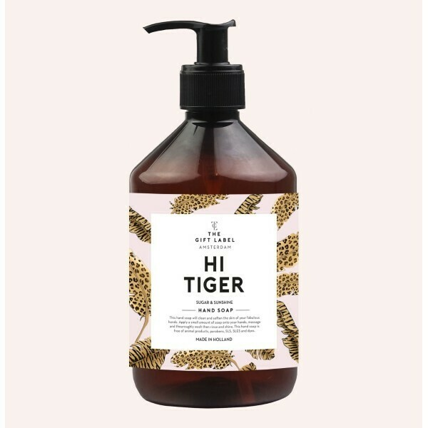 Hi Tiger Hand Soap - The Gift Label