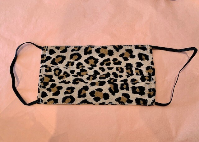 Face Mask Leopard 1