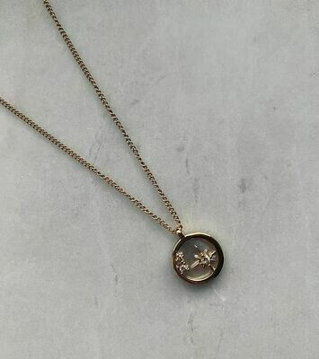 ANNA NECKLACE GOLD