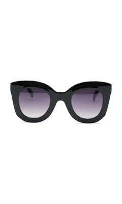 MIA SUNGLASSES BLACK - LABEL NOIR