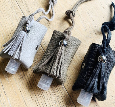 Hand Sanitizer - Lulu Leather Holders