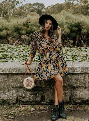 Chelsea Midi Dress - Label of Love