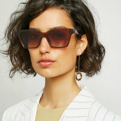 STO Sunglasses Unisex - Black Grey, Pearl Green & Tobac Brown