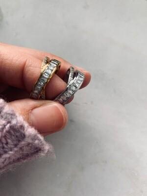 Bobby Ring - Gold & Silver