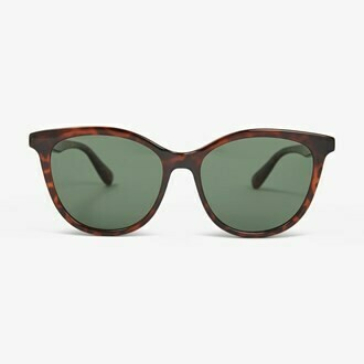 ADL Sunglasses - Tort  Green - Local Supply
