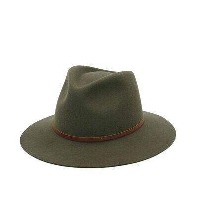DURANGO // Khaki Fedora - Ace Of Something