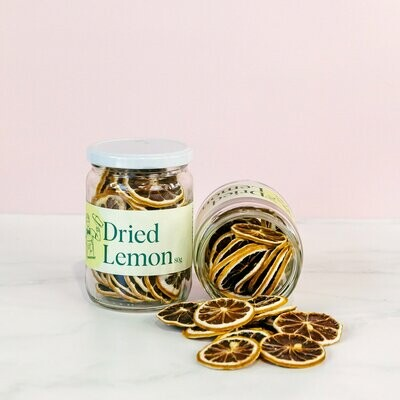 Dried Lemon Pack 80g