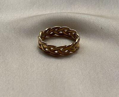 Lara Ring - Gold & Silver