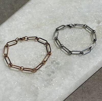 Kelly Bracelet Silver