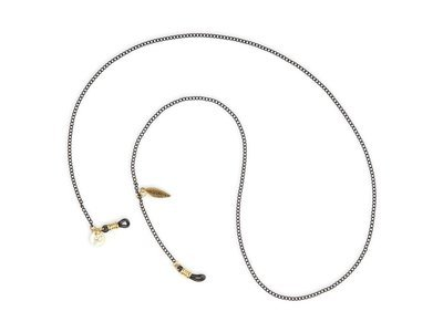 Black Snake Sunglasses Chain ★ Sunny Cords