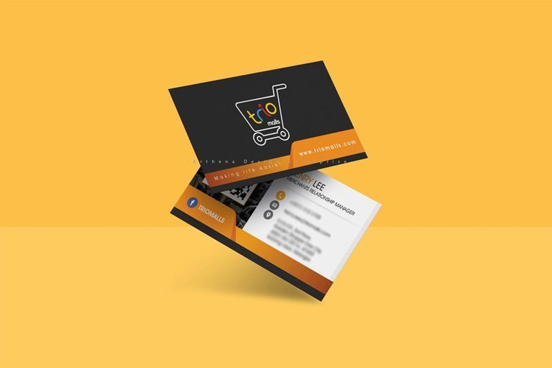 Namecard Design (Free 1000pcs Namecard!!!)