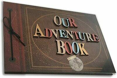 Album fotografico, Our Adventure Book, 20 hojas
