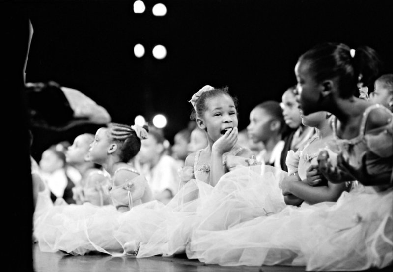 The Happiest Ballerina