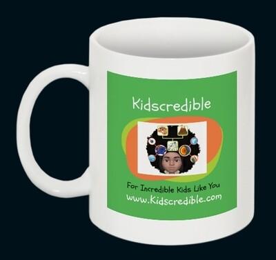 Kidscredible Logo Coffee Mugs