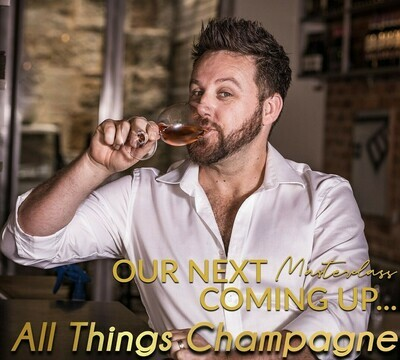 All Things Champagne  - 18/11