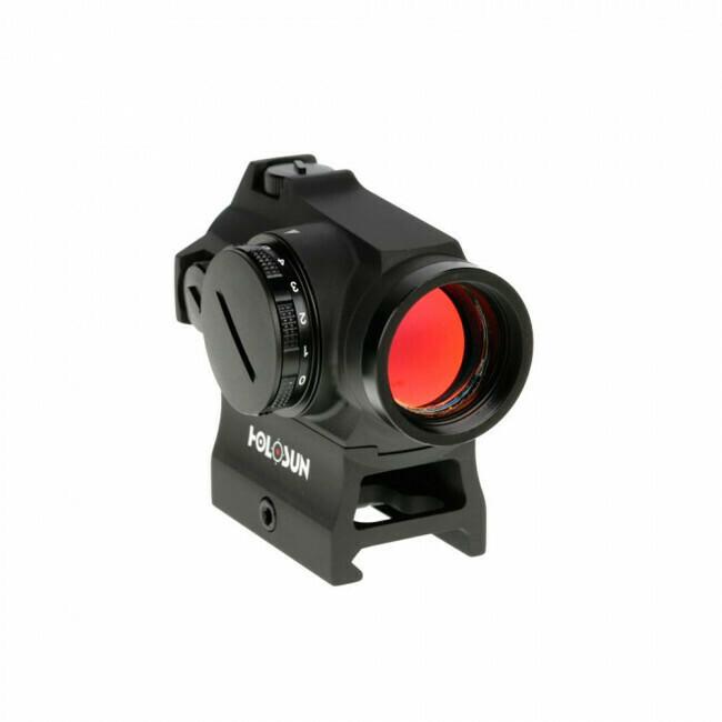 Holosun, HS403R, Classic Micro Sight- Dot Rotary Switch