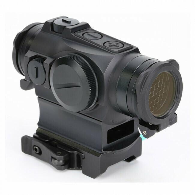 Holosun, HS515GM, Classic Micro Reflex Sight- Circle Dot/Shake Awake/QD Mount