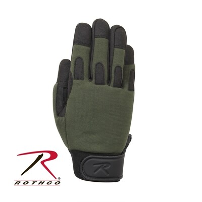 Rothco, 4412, Rothco Olive Drab Lightweight All-Purpose Duty Gloves
