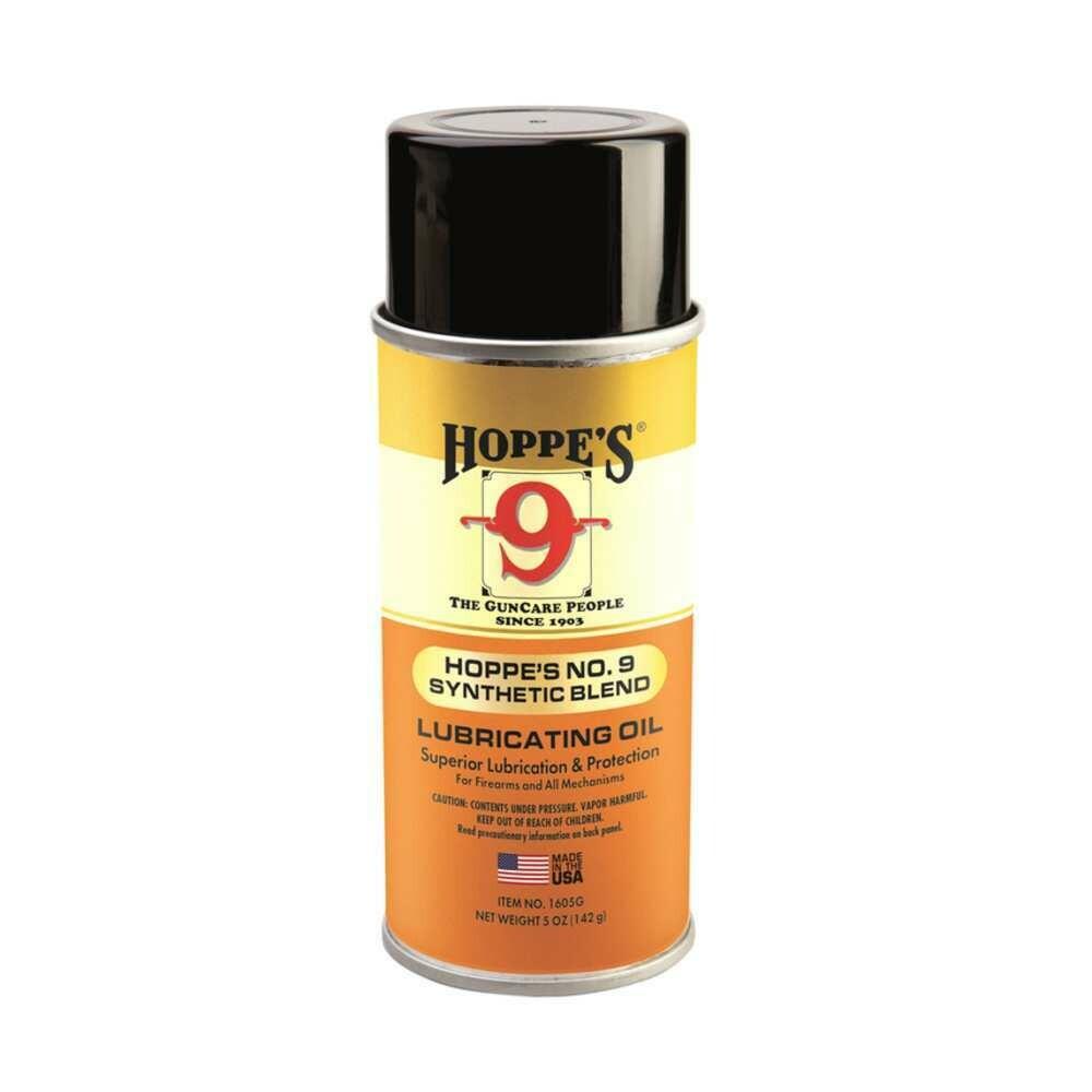 Hoppe's, 1605, Lubricating Oil 4oz.