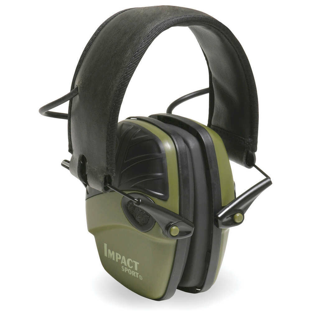 Howard Leight, 01526, Impact Sport Electronic Earmuffs. NRR 22