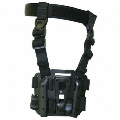 Blackhawk, 432000PBK, Tactical Holster Platform, Black