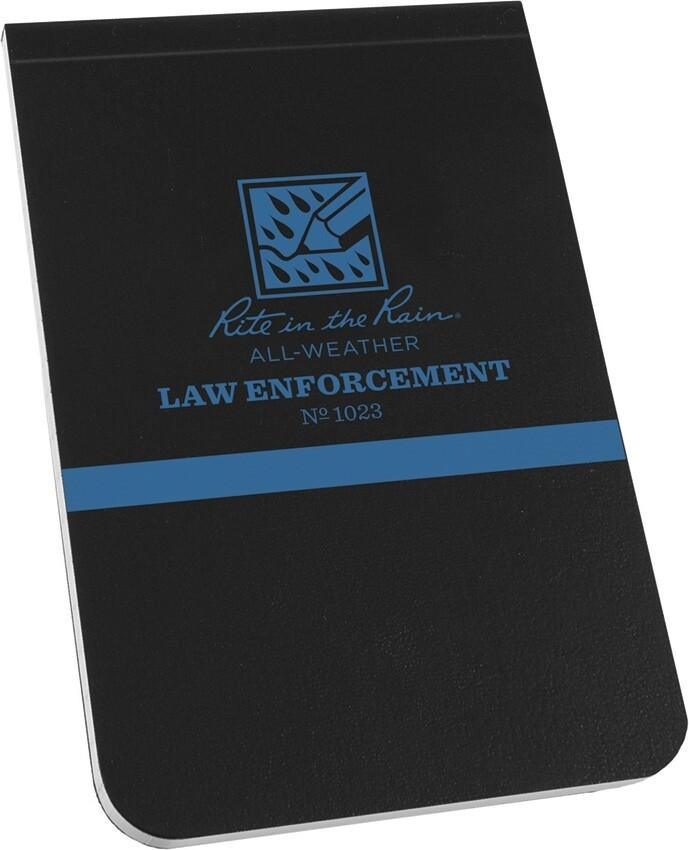 Rite in the Rain, 1023, Law Enforcement Notebook