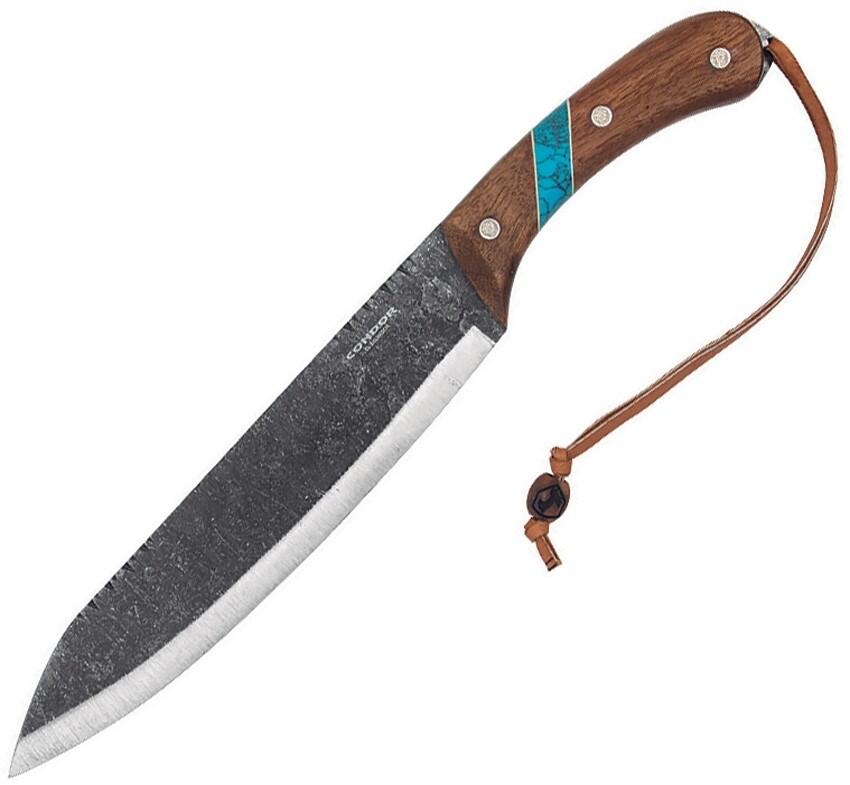 Condor Knife and Tool, 282710HC, Blue River Machete